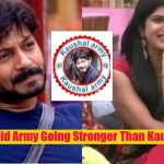Deepthi Paid Army Going Stronger Than Kaushal Army