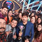 kaushal Biggboss2 telugu team felicitation