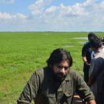 JanaSena Chief Pawan Visits West Godavari Kolleru Tour Pics (2)