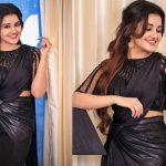 Actress Anupama Parameswaran Spicy Stills