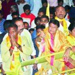 balakrishna telangana election campaign