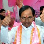 kcr telangana election result oath taking day