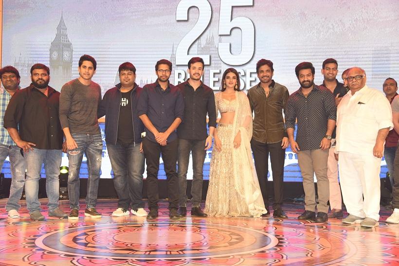 Akhil Mr Majnu Movie Pre-release event photos (13)