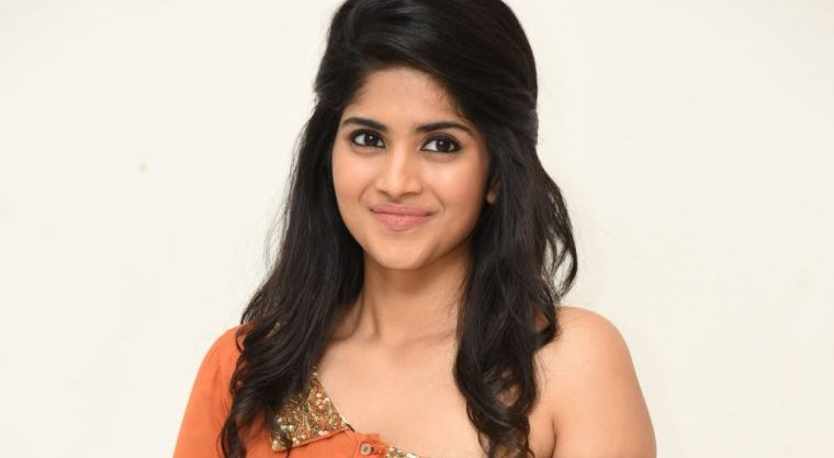 Bubbly Beauty Megha Akash At Petta Pre Release Event (2)