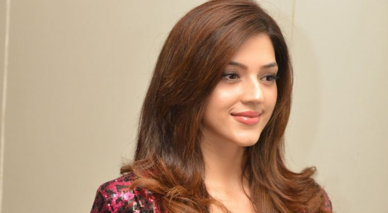 Mehreen Pirzada Radiant In Red Photos