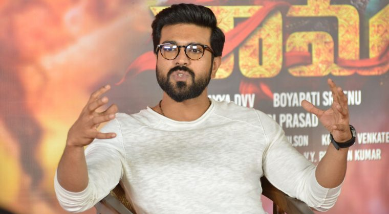Charan Opened up on His Dad's Rumours
