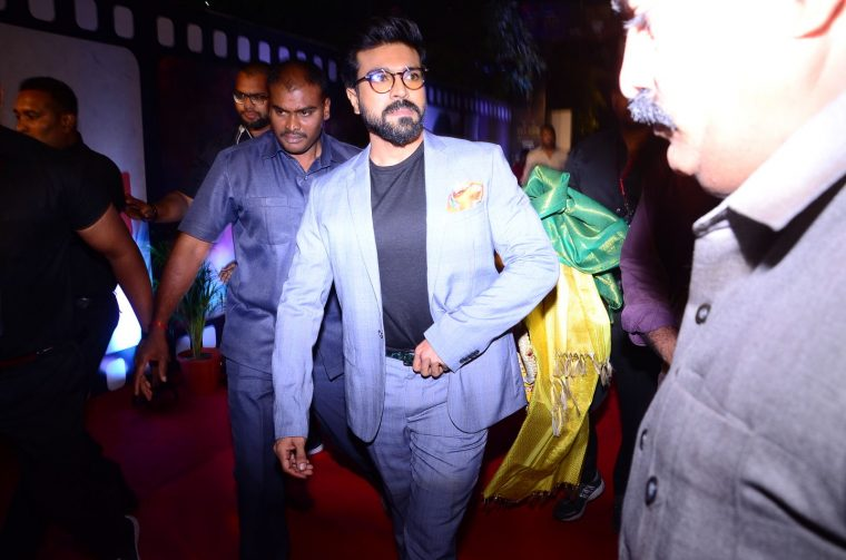 Ram Charan at Zee Cine Awards (17)