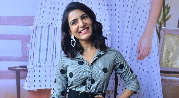 Samantha Akkineni vijay sethupathi thuglak