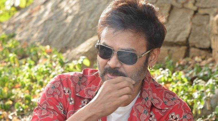 Venkatesh F2 Promotional Interview Stils (2)